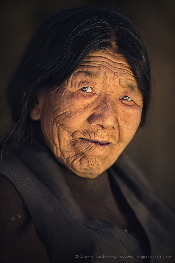 Photograph Letum non omnia finit (Lo Manthang, Upper Mustang) by Anton Jankovoy on 500px