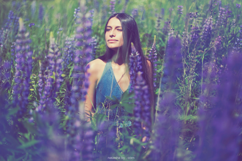 Photograph purple wind by Natasha By on 500px