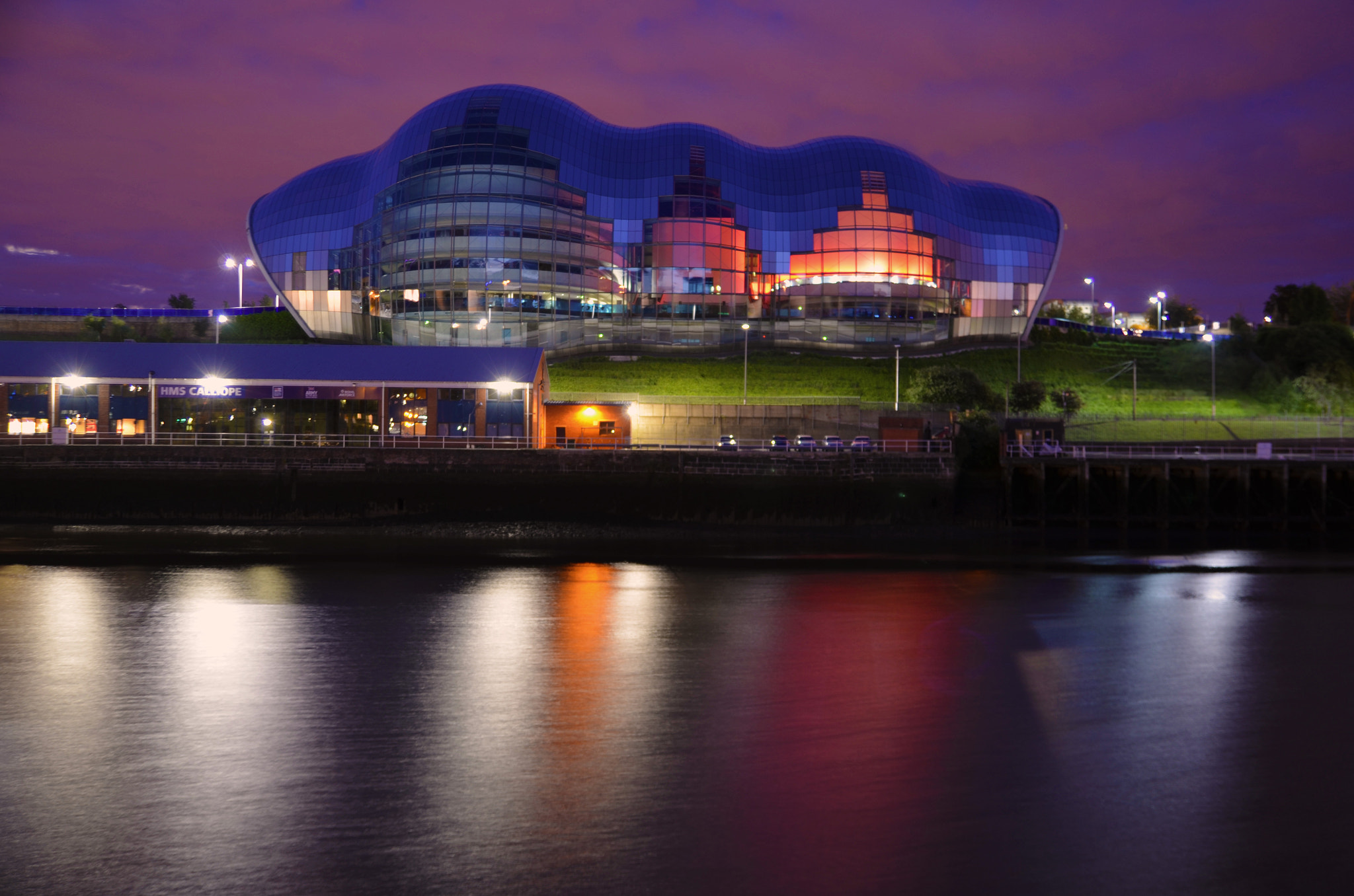 Photograph The Sage, Gateshead by MalekPhotography on 500px