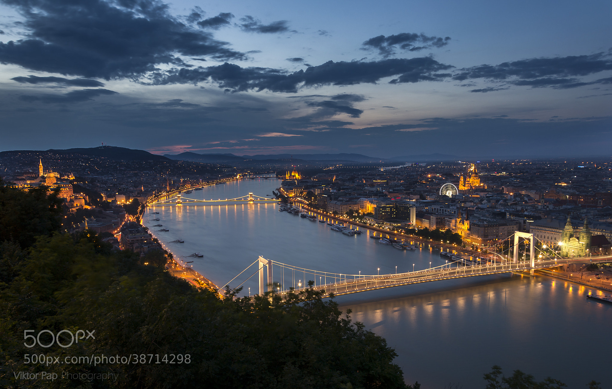 Photograph Budapest by Viktor Pap on 500px