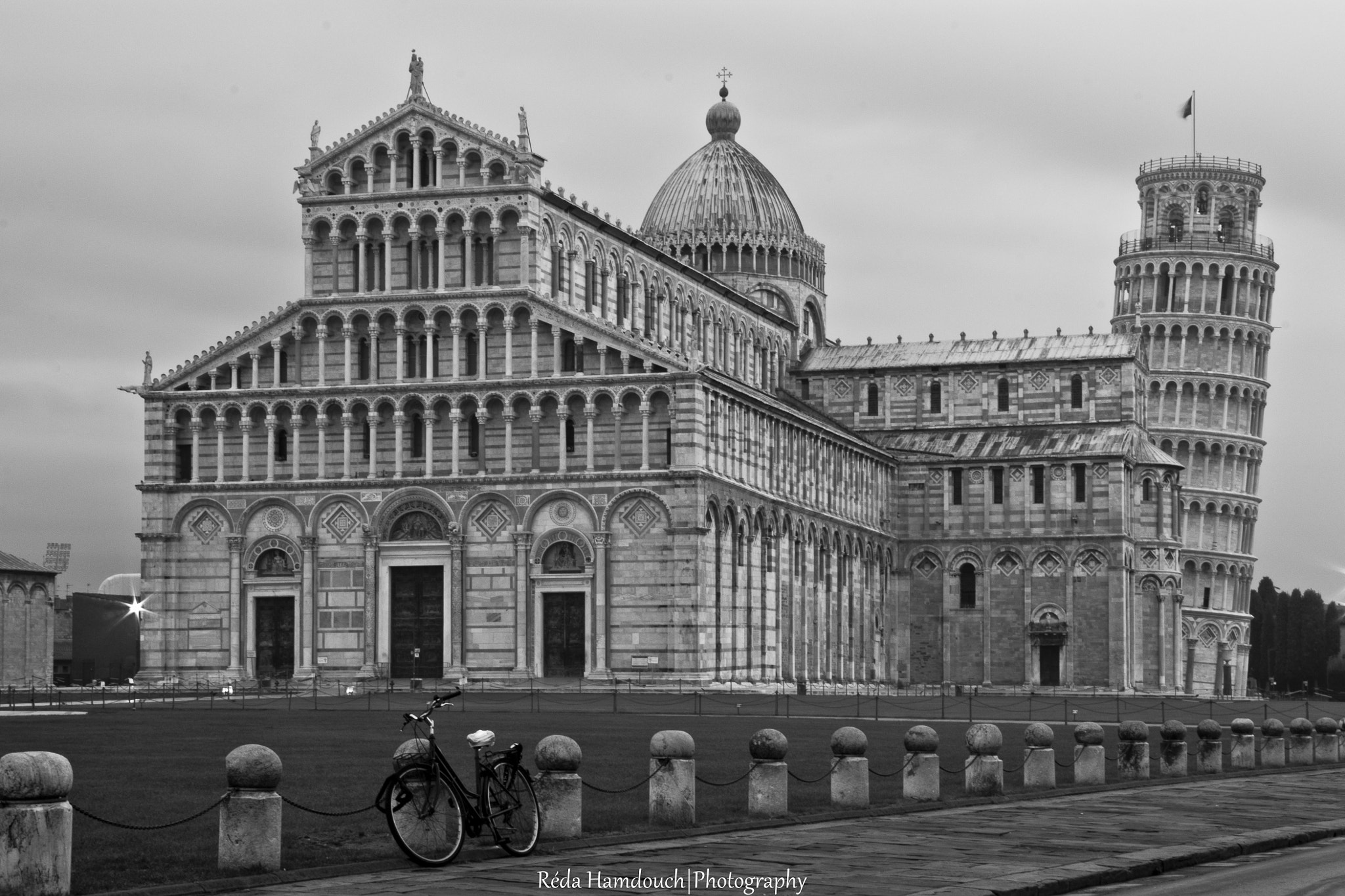 Photograph Piazza dei miracoli by Réda Hamdouch on 500px