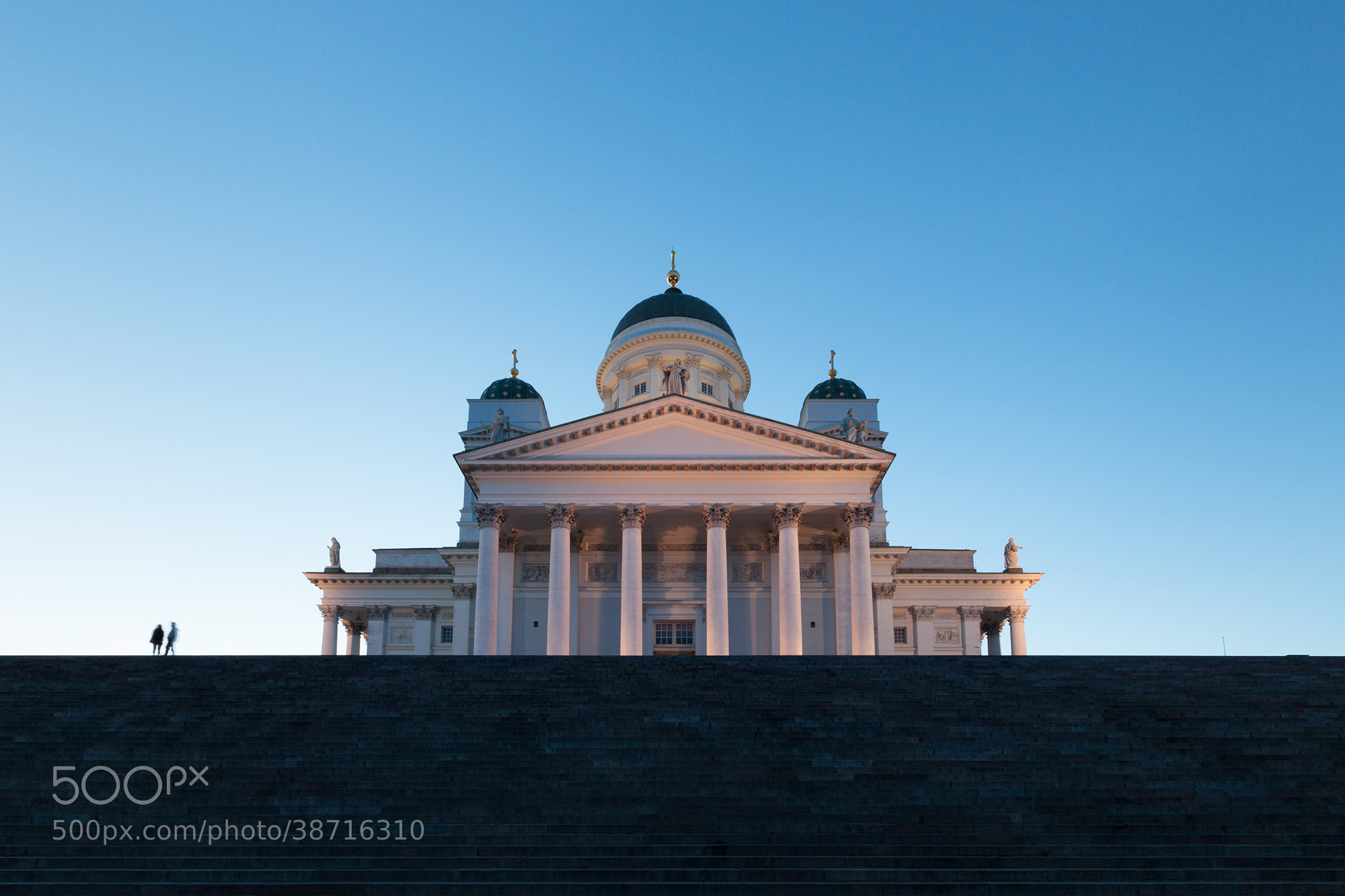 Photograph white nights in helsinki by Dara Pilyugina on 500px