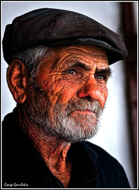 Photograph In his thoughts by George Gavrilakis on 500px