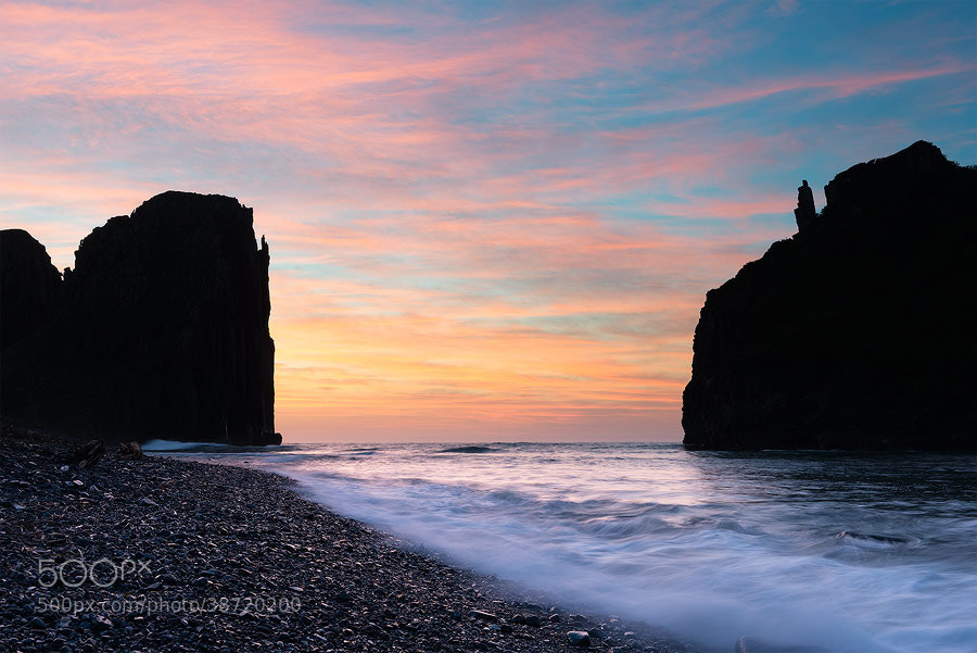Photograph Gate to the Seas by Hougaard Malan on 500px