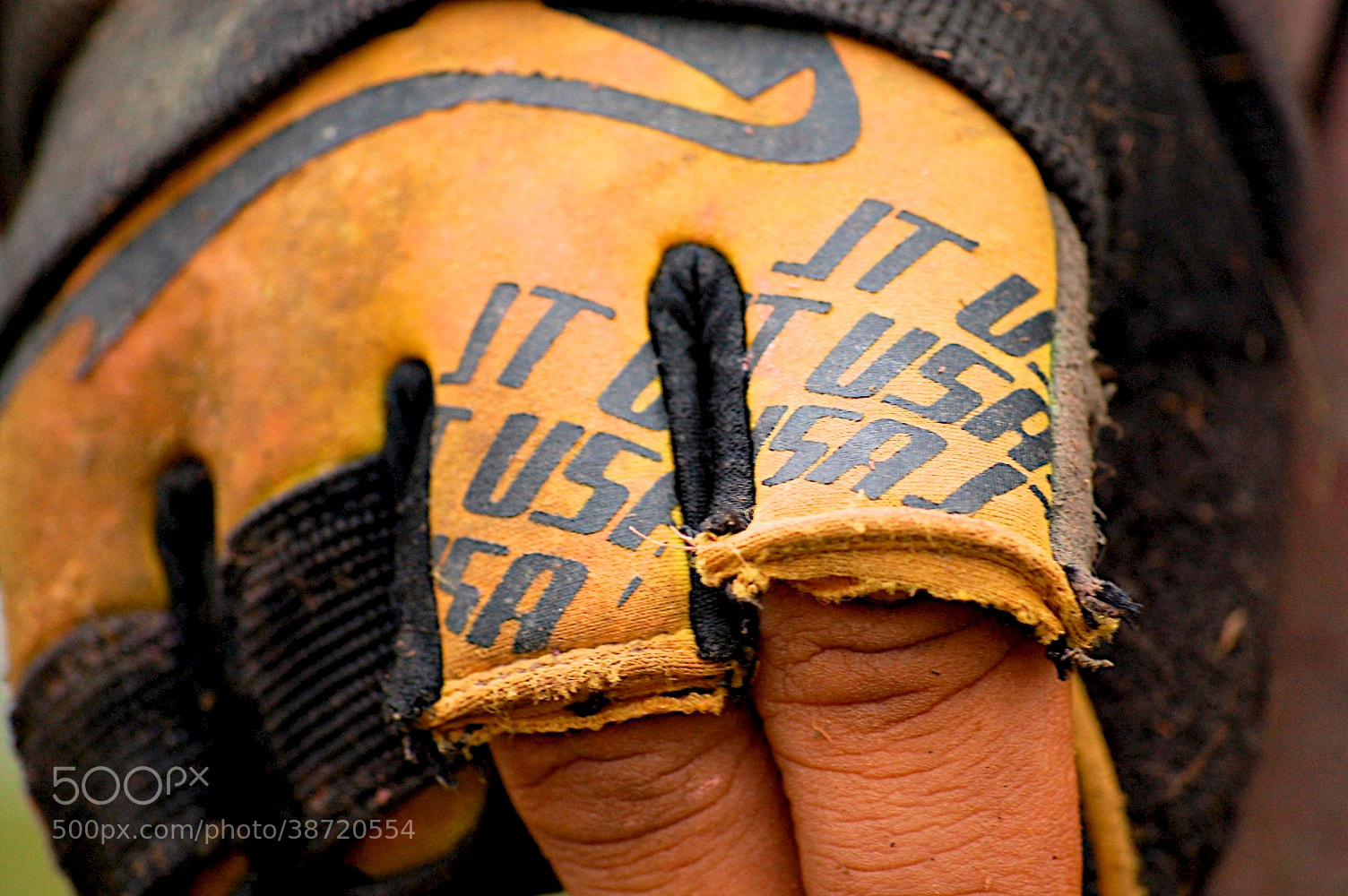 Photograph Paintball Glove by Jarkko Tervonen on 500px
