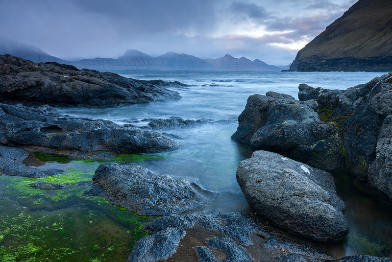 Photograph The Mountains of Kalsoy by Adam Burton on 500px