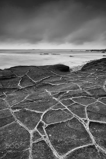 Photograph Sea Tracks by Ben Coope on 500px