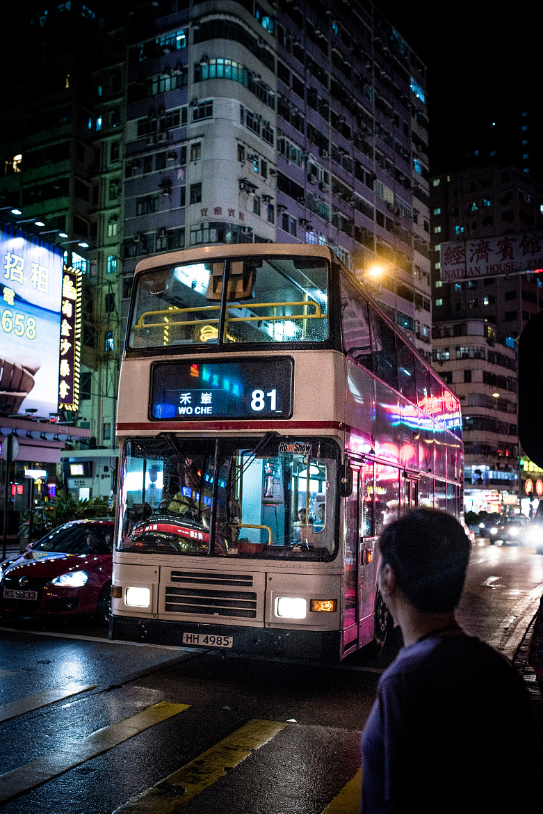Photograph Bus 81 by Rio Krisna Murti on 500px