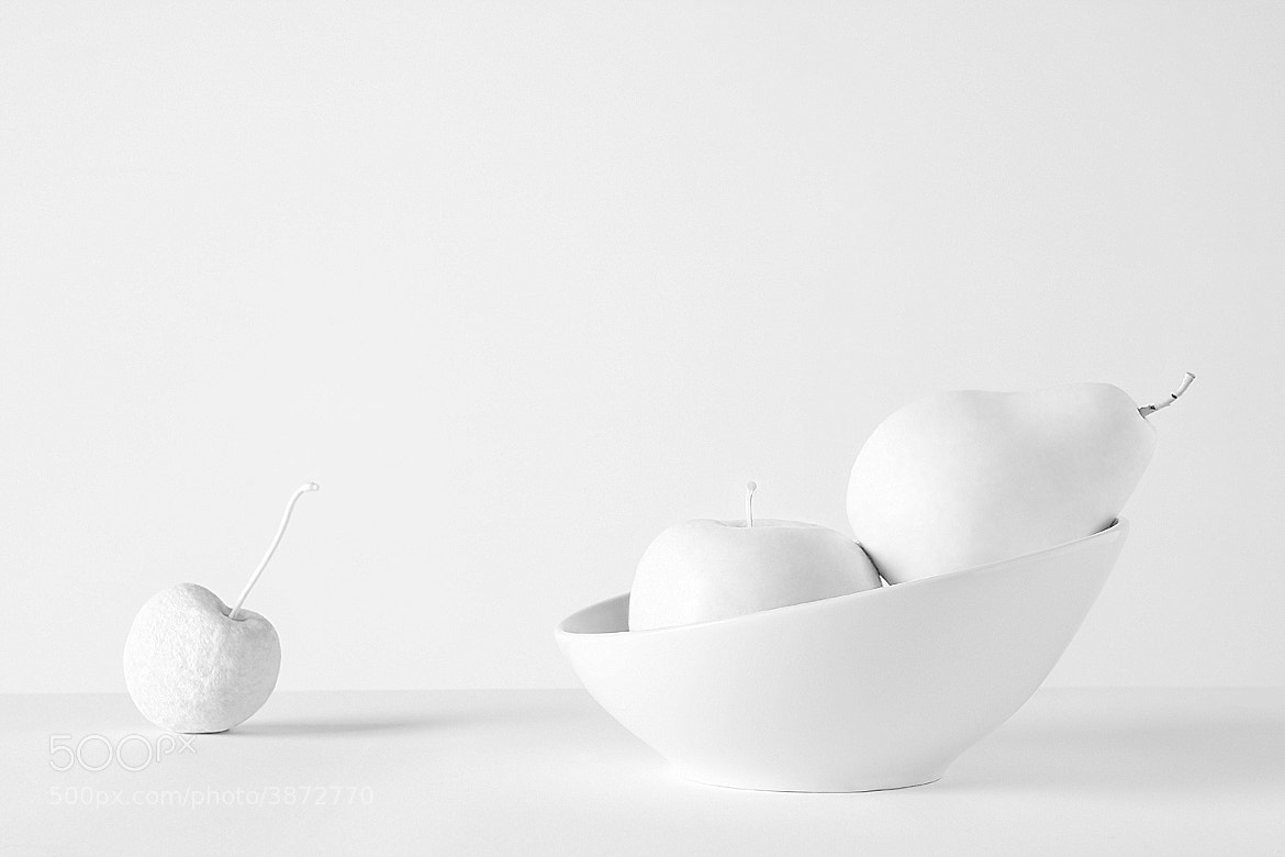 Photograph White Fruits by Anil Akkus on 500px