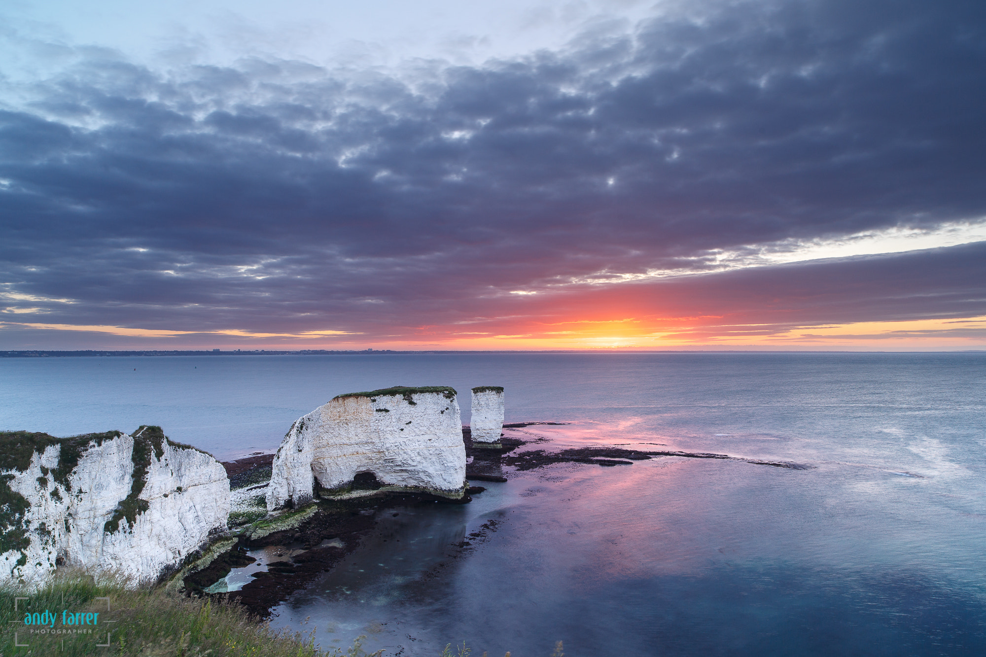 Photograph Old Harry Rocks by Andy Farrer on 500px