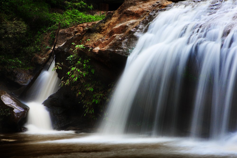 Photograph Waterfall by Hamad Al Naemi on 500px