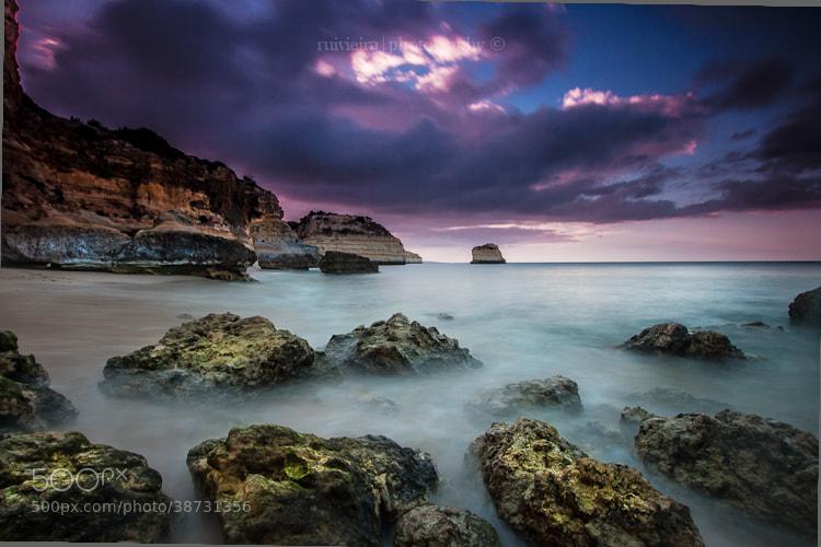 Photograph Mysterious beach by Rui Vieira on 500px