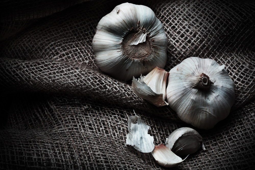 Photograph Garlic by Hamad Al Naemi on 500px