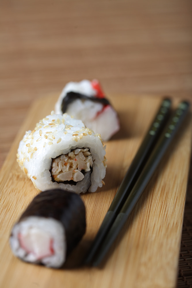 Photograph Sushi by Hamad Al Naemi on 500px