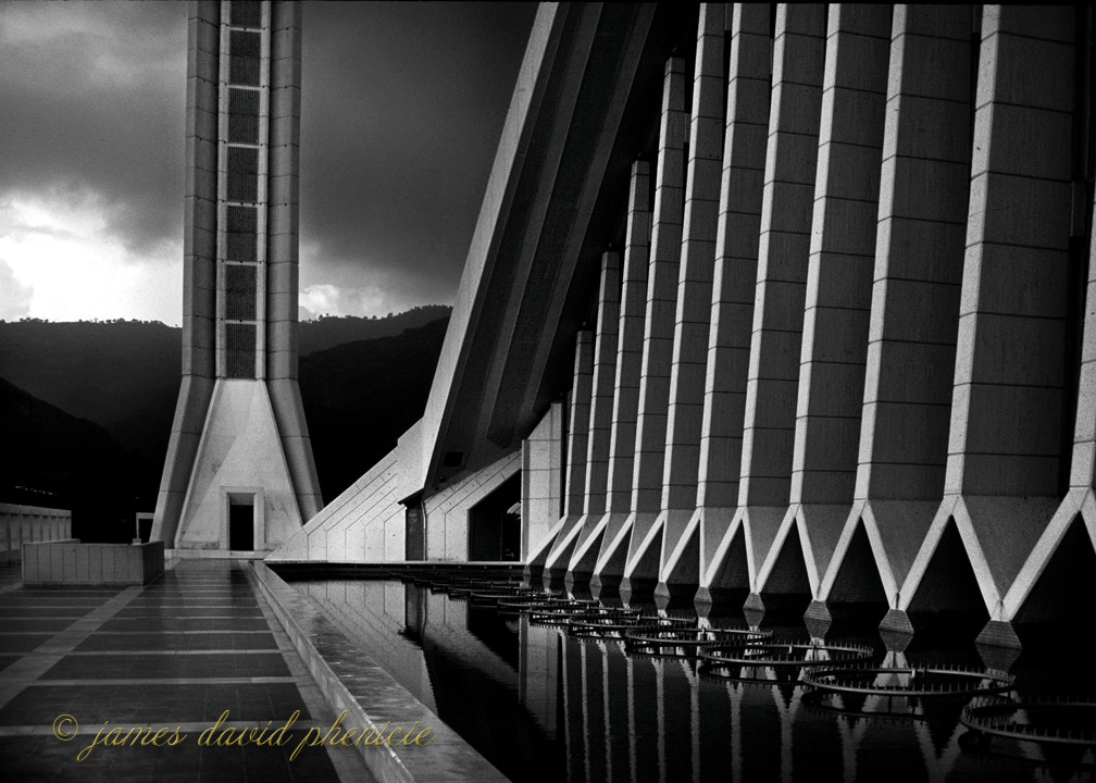 Photograph The Faisal Mosque by James David Phenicie on 500px
