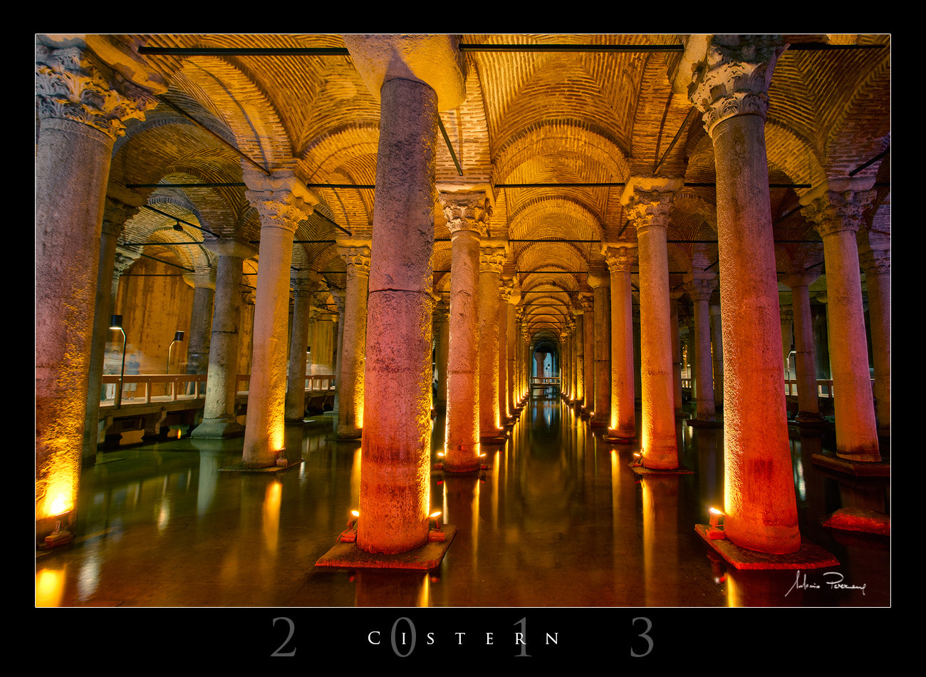 Photograph Cistern by Antonio Perrone on 500px