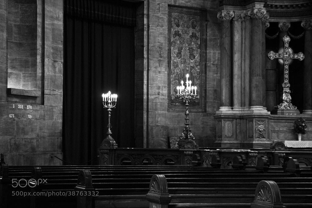 Photograph Marble Church by Aditya Saraswat on 500px