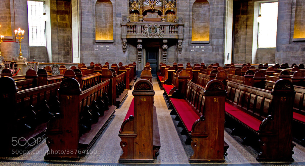 Photograph Interior Marble Church by Aditya Saraswat on 500px