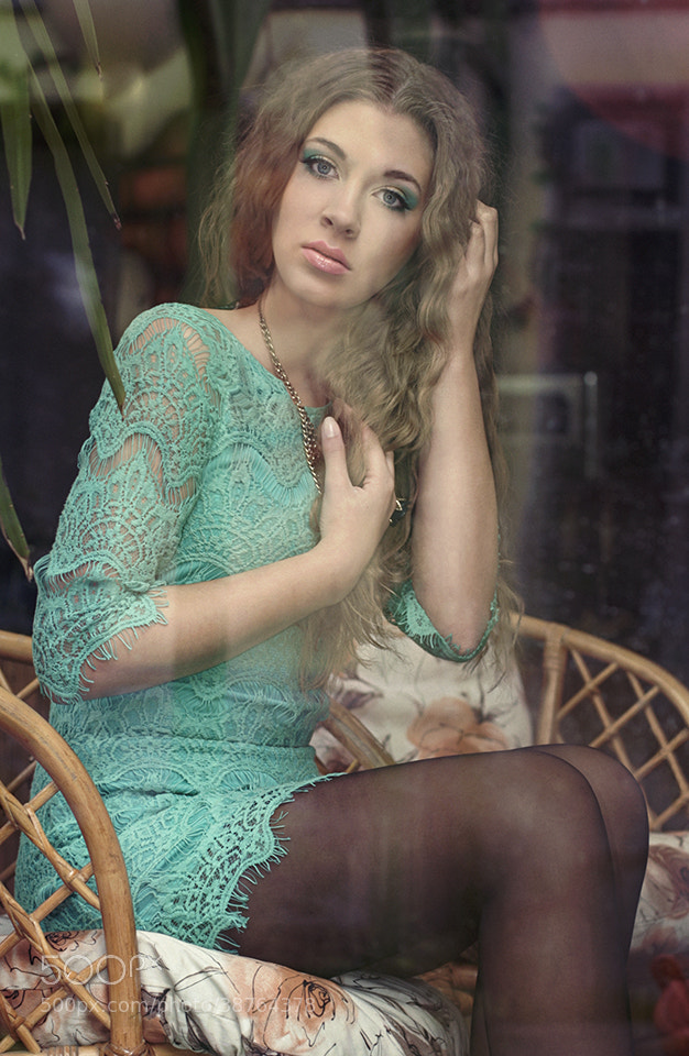Photograph Claudia by Gabriela Pyjas on 500px