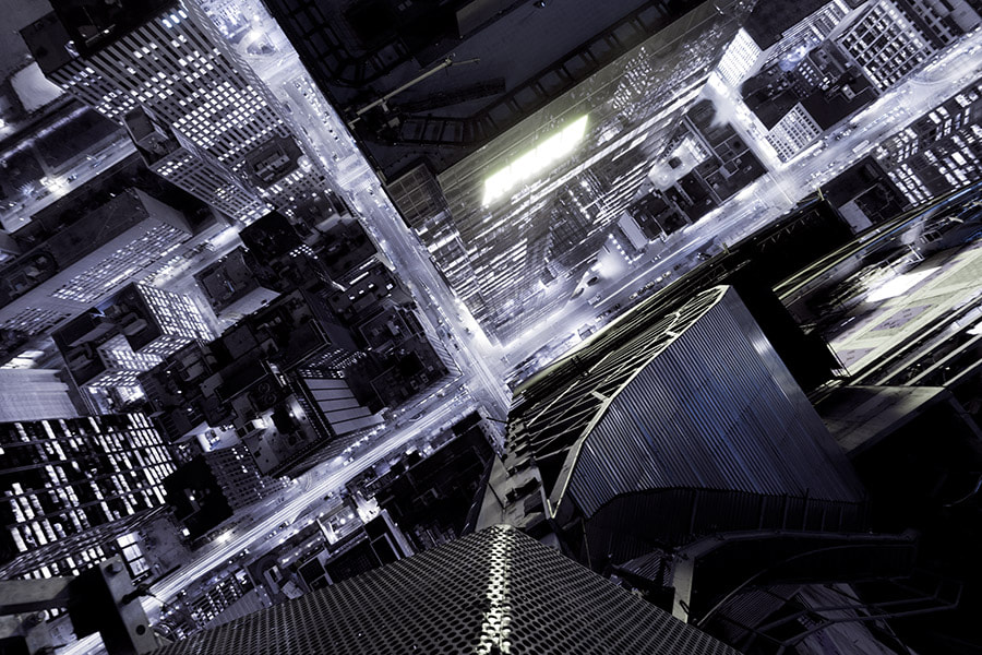 Photograph in spire by Roof Topper on 500px