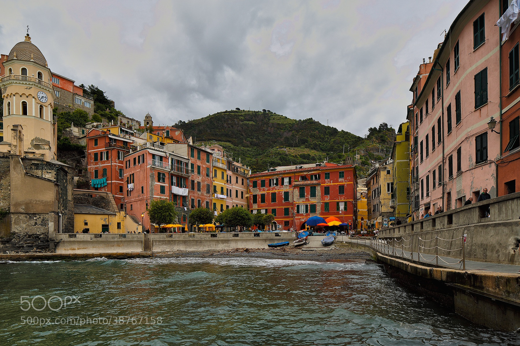 Photograph Vernazza,Cinque Terre... by Paolo Guidetti on 500px