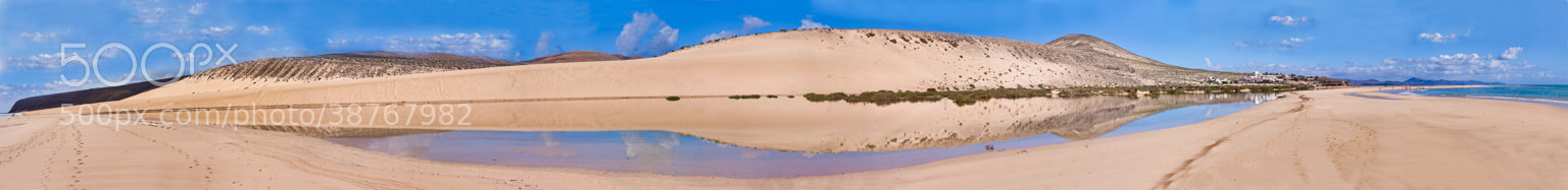 Photograph Dune panorama by matthandi on 500px