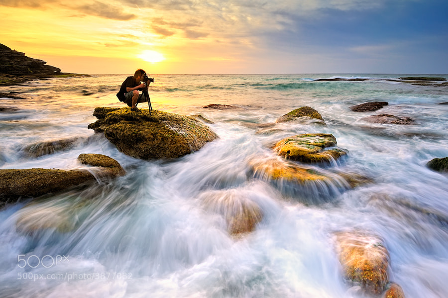 Photograph We are seascape photographers!!! by AtomicZen : ) on 500px