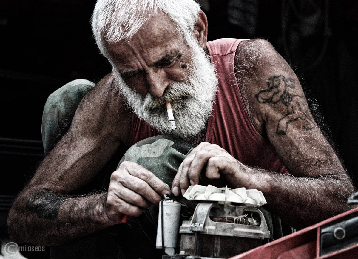 Photograph Concentration by Milos Djuricic on 500px