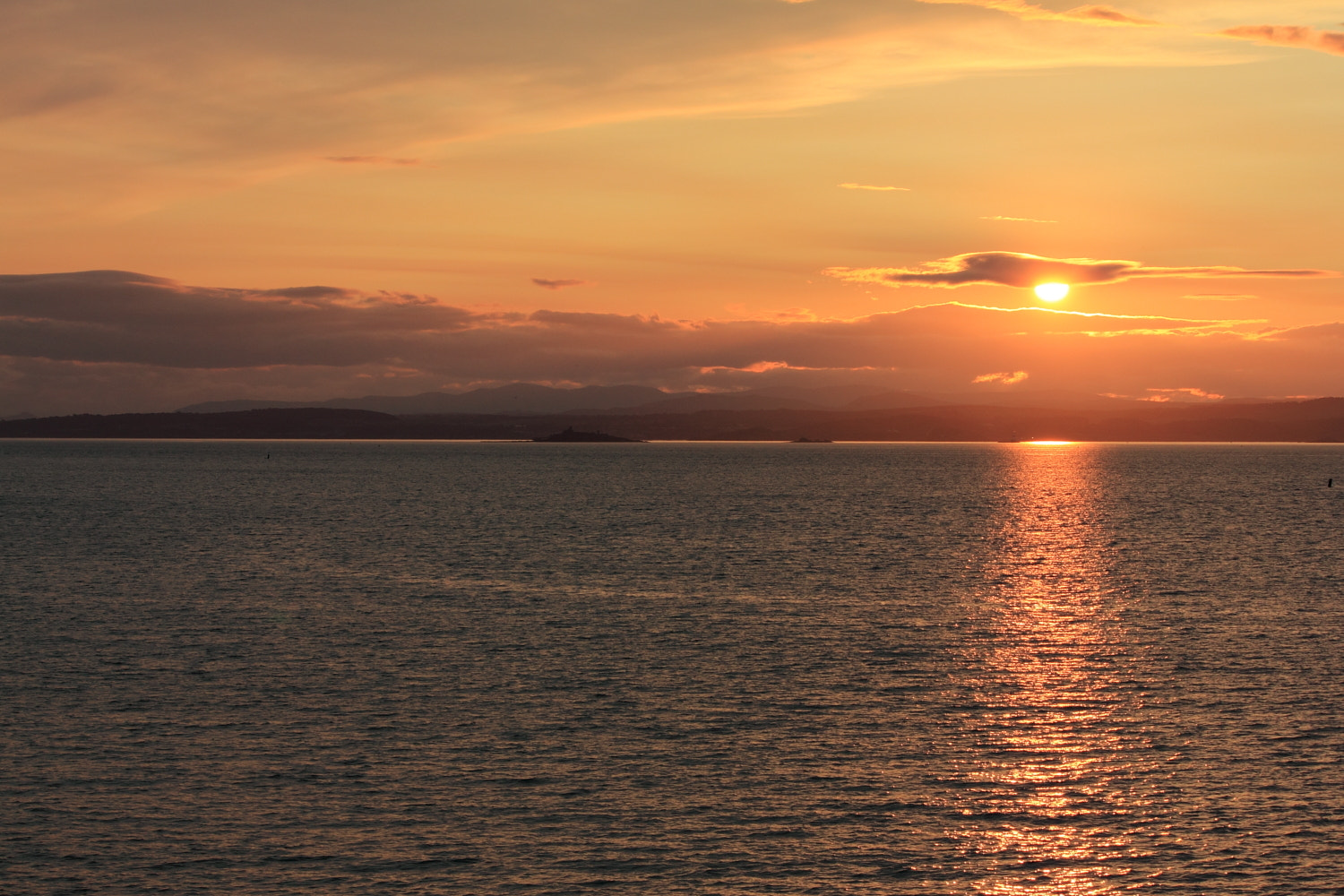 Photograph Across the Forth to Fife by Carol  Gentle on 500px