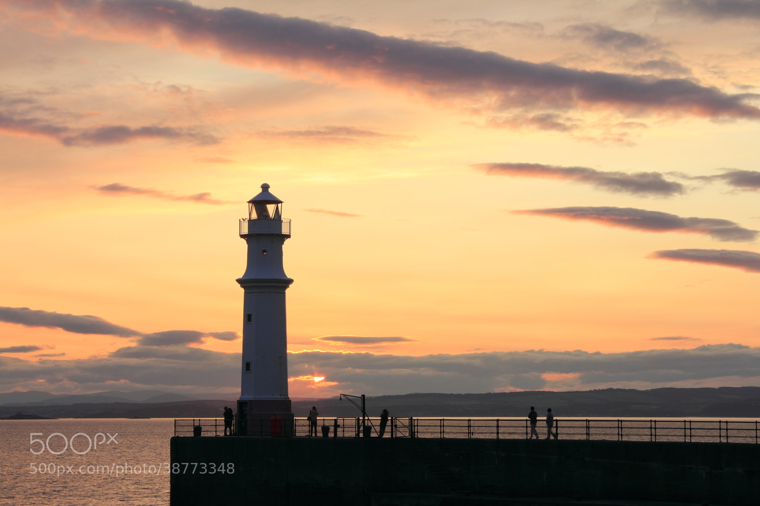 Photograph Newhaven Lighthouse by Carol  Gentle on 500px