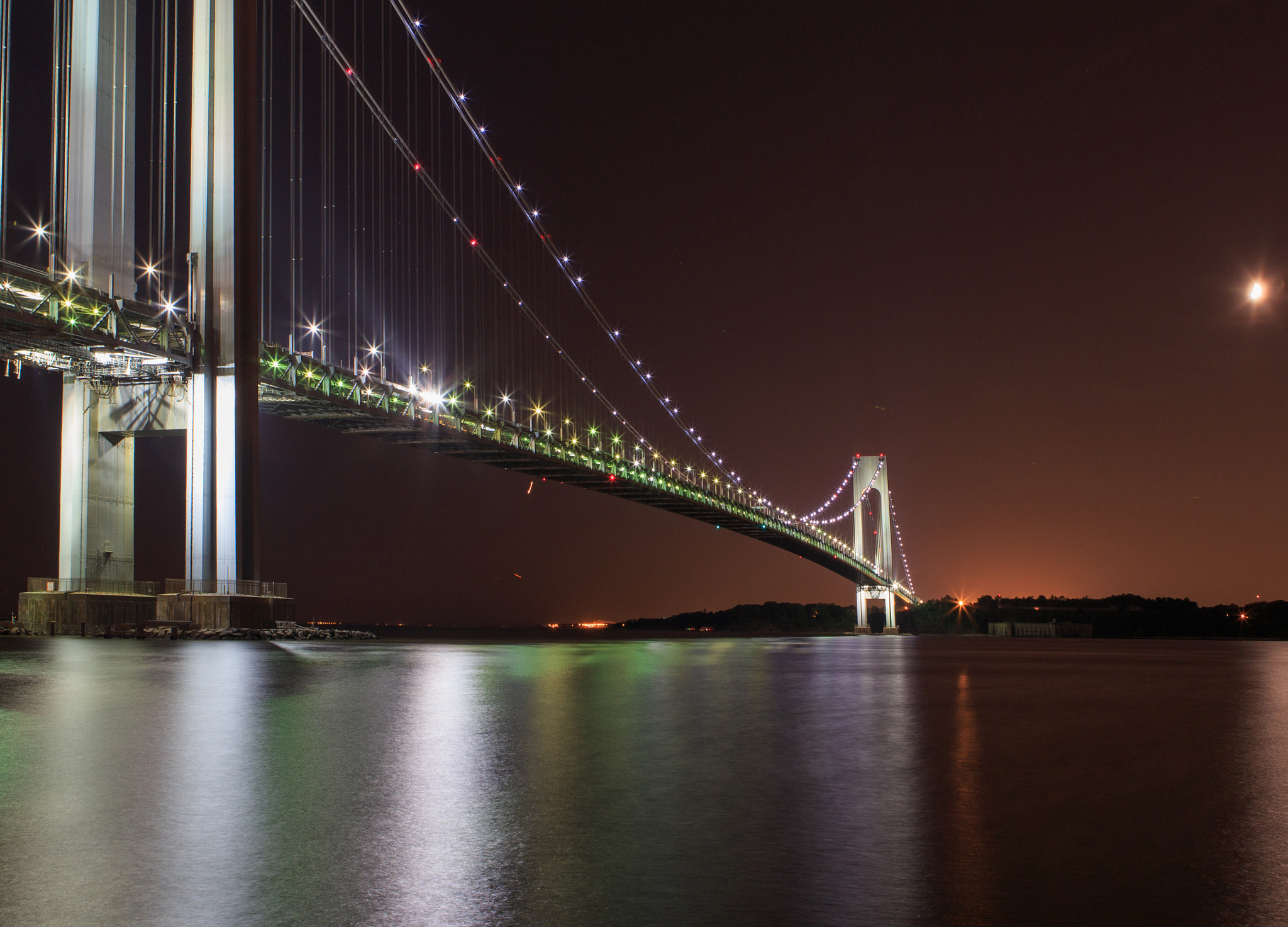Photograph Verrazano bridge  by Oleg Kotelskiy on 500px