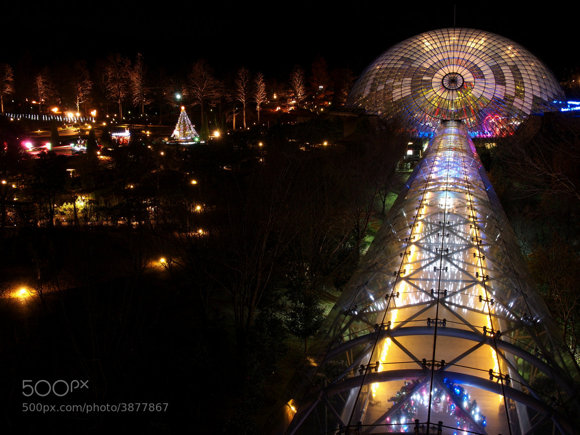 Photograph Xmas with the dome by Kaz Watanabe on 500px