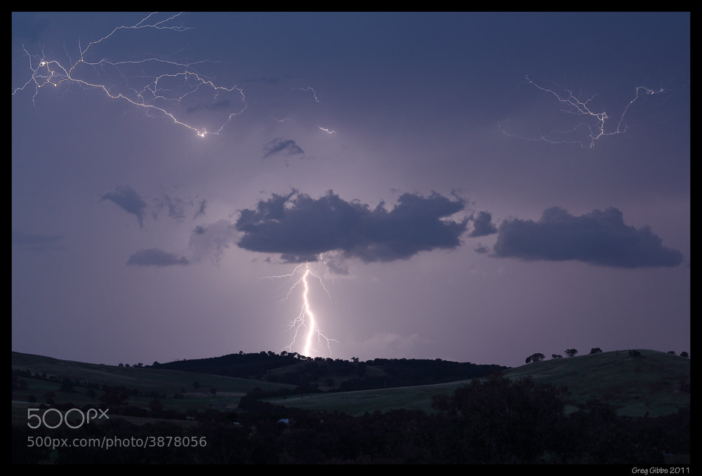 Photograph Ride The Lightning by Greg Gibbs on 500px