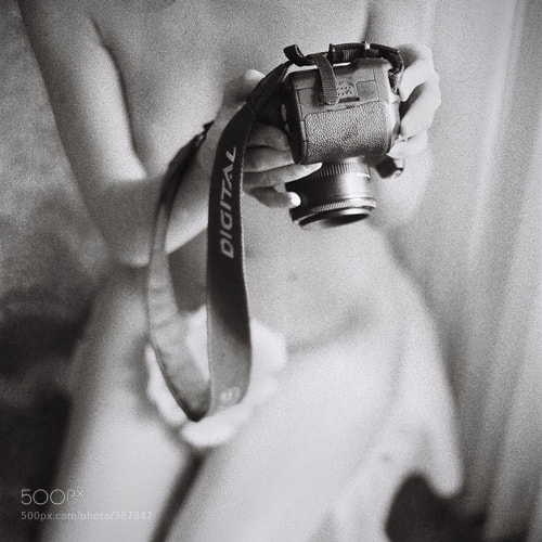 Photograph sometimes...someone by Andreea Chiru on 500px