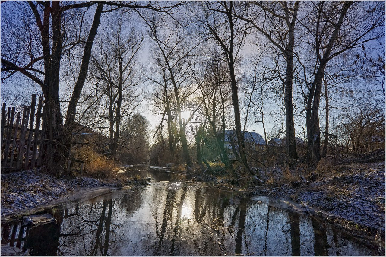 Photograph The rivulet the Voronka flows across Tula by Nick Boo on 500px