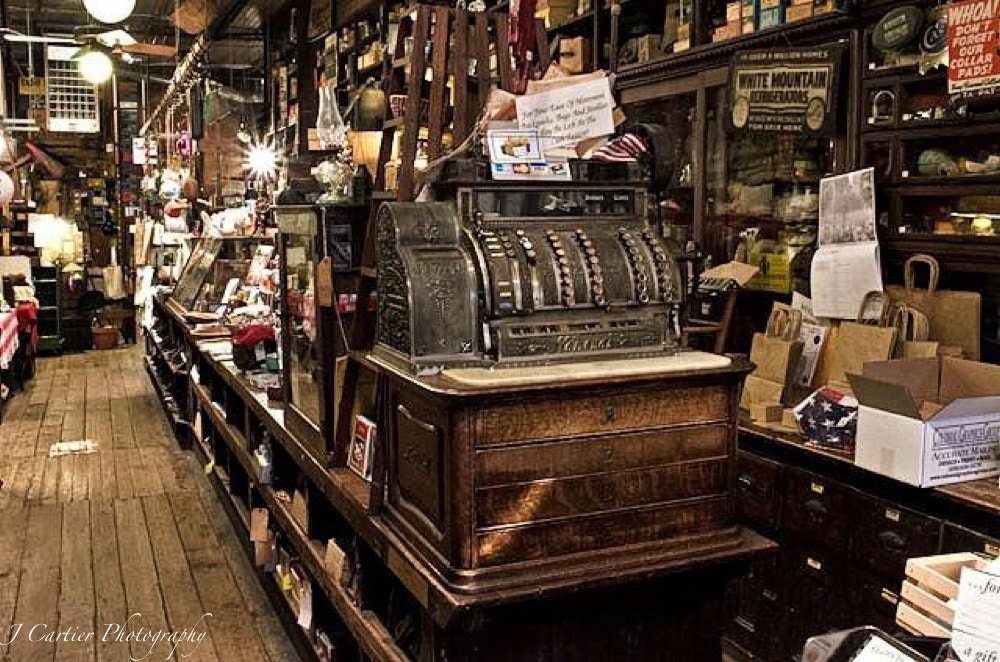 Photograph Harrison Brother's Hardware by Jerome Cartier on 500px