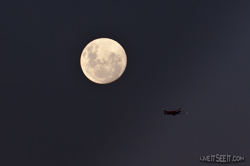Photograph February 17. Fly Me to the Moon by Kyle  on 500px