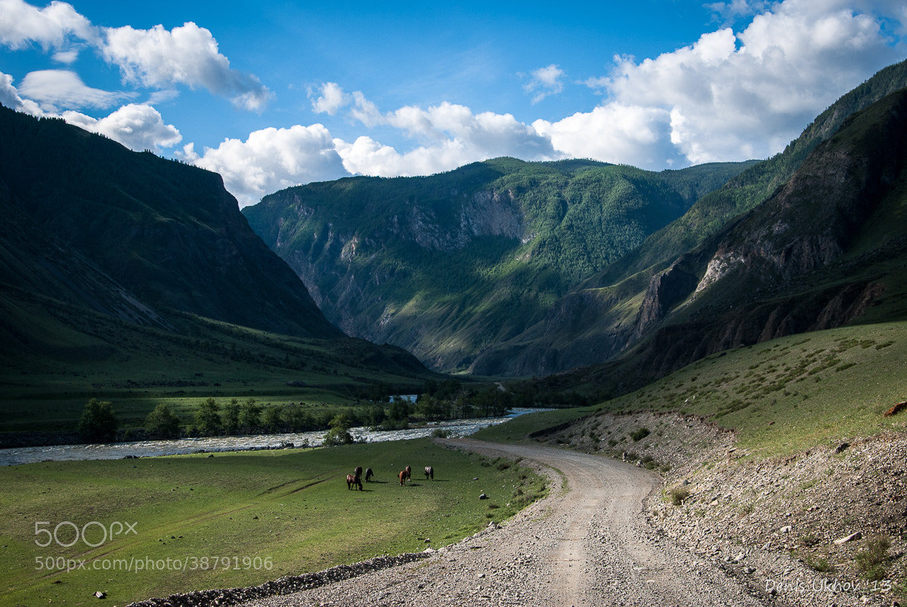 Photograph Valley of Chulyshman by Denis Ukhov on 500px