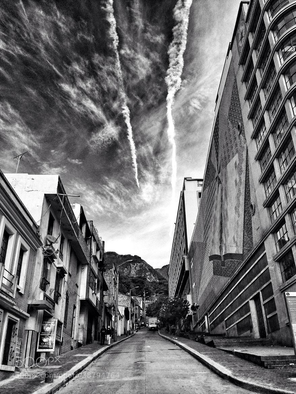 Photograph Bogota - calle 11 by Robert Contreras on 500px