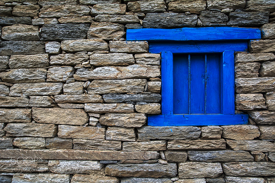 Photograph Blue Window by _Ronnie on 500px