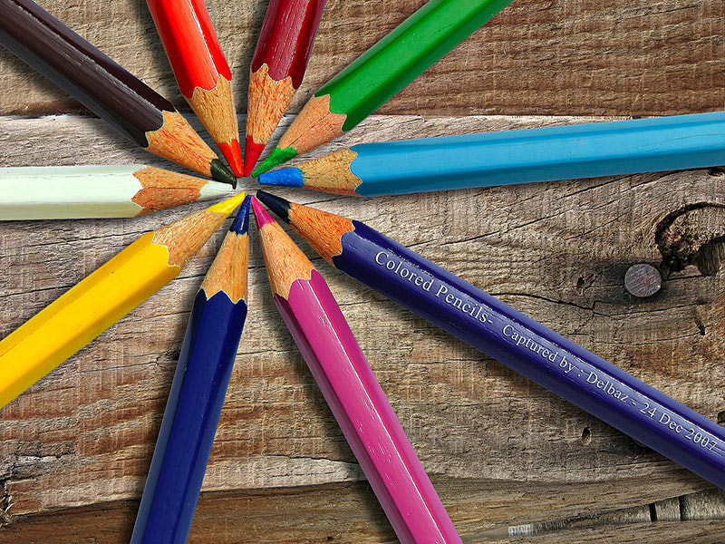 Photograph Colored Pencils by Yaser Delbaz on 500px