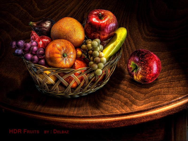 Photograph HDRi Fruits by Yaser Delbaz on 500px