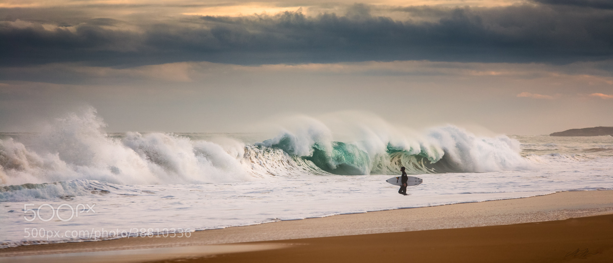 Photograph Big Surf by Aaron Toulmin on 500px