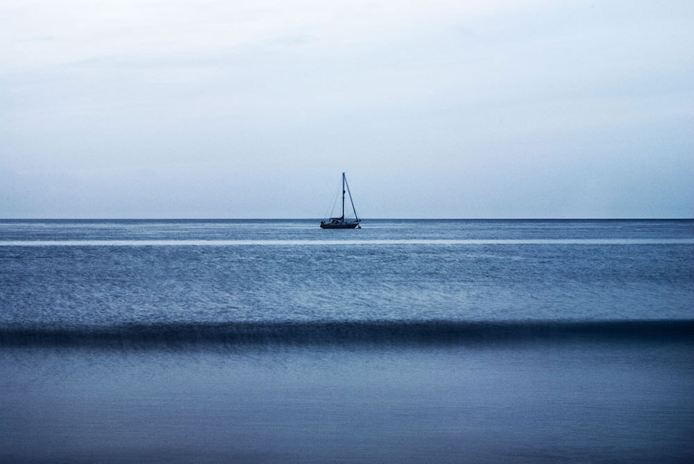 Photograph Boat alone. by Tony  on 500px