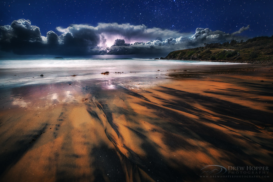 Photograph Incoming Storm by Drew Hopper on 500px