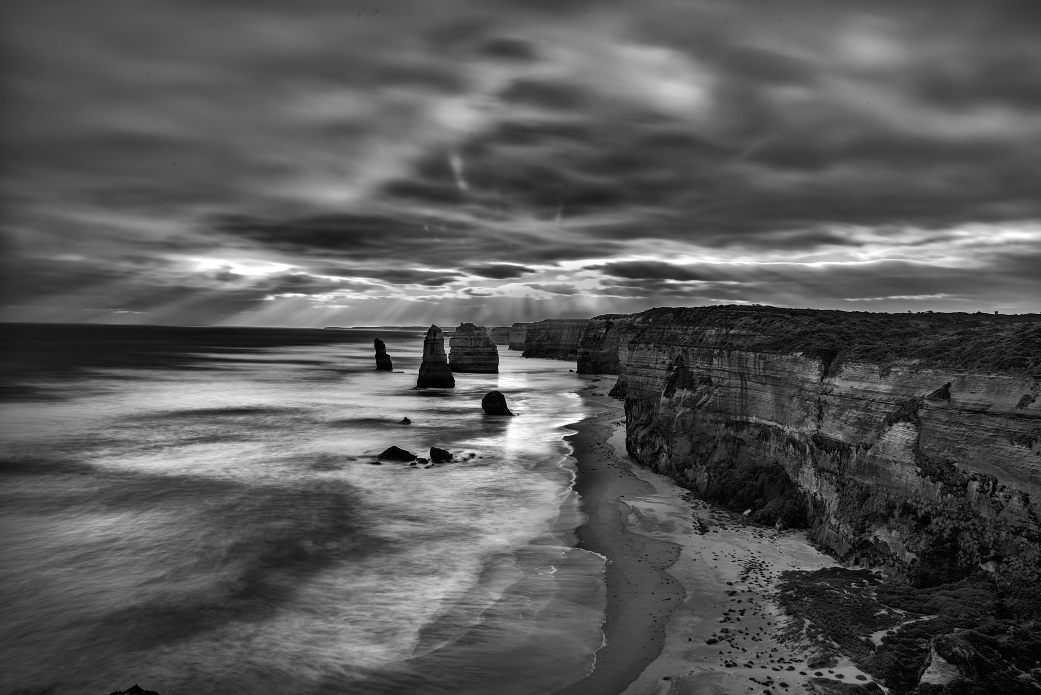 Photograph 12 Apostles: Standstill by Bipphy Kath on 500px