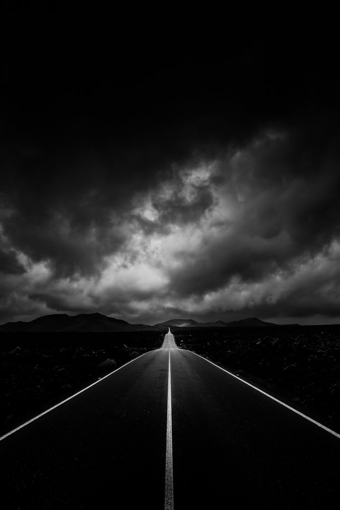 Photograph silver road by pinkmonty on 500px