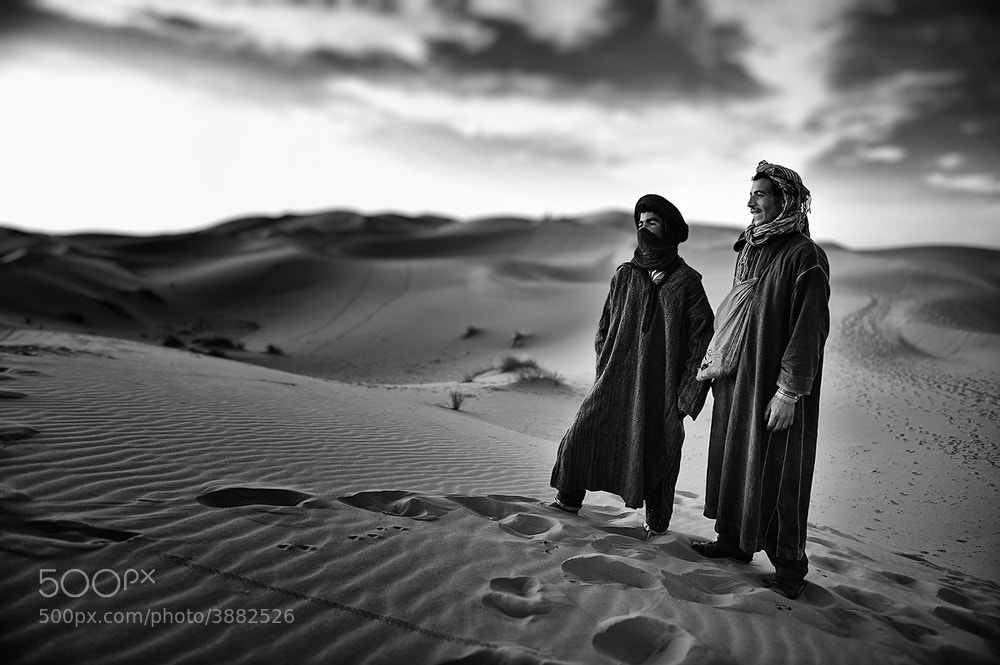 Photograph Moroccans by Peerakit Jirachetthakun on 500px