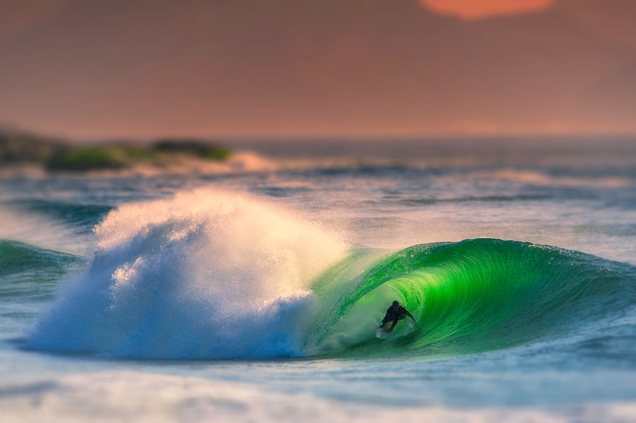 Photograph Brazilian Barreling by Lucas  Gilman on 500px