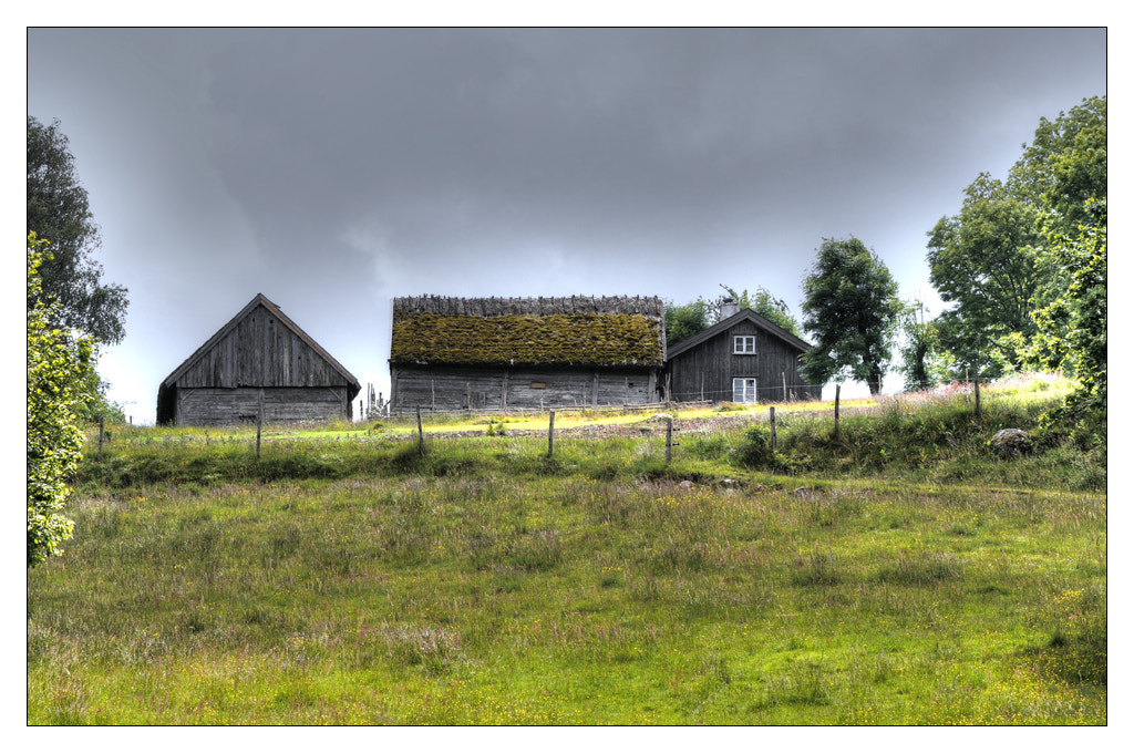 Photograph The old farm ll... by Almqvist Photo on 500px